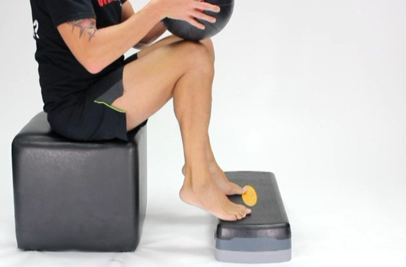 Exercise Of The Month: Seated Calf Raise